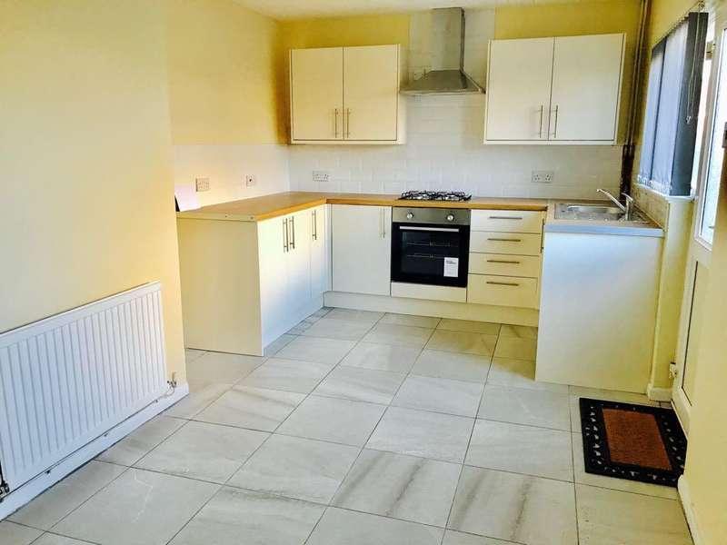3 Bedrooms End Of Terrace House for rent in Alder Grove, MERTHYR TYDFIL