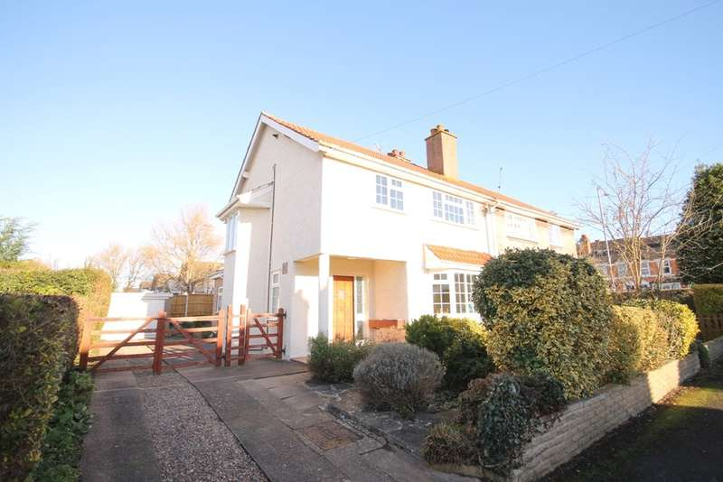 3 Bedrooms Semi Detached House for sale in Beckett Drive, Worcester, WR3
