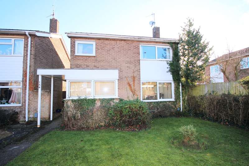 3 Bedrooms Detached House for sale in Brickhill Drive, Brickhill, MK41