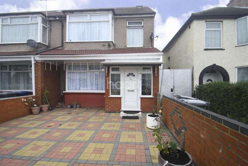 7 Bedrooms End Of Terrace House for sale in Southall