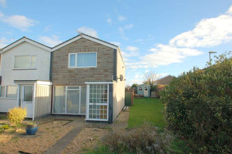 2 Bedrooms End Of Terrace House for sale in Moat Walk, Alverstoke, Gosport