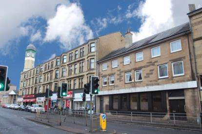 2 Bedrooms Maisonette Flat for sale in Neilston Road, Paisley