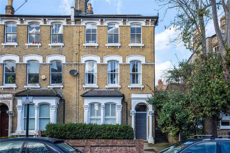 2 Bedrooms Apartment Flat for sale in Ashley Road, London, N19