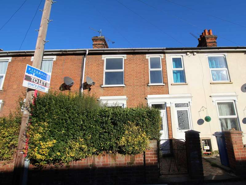 2 Bedrooms Terraced House for rent in Melville Road, Ipswich