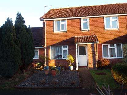 3 Bedrooms Terraced House for sale in Hill Head, Hampshire