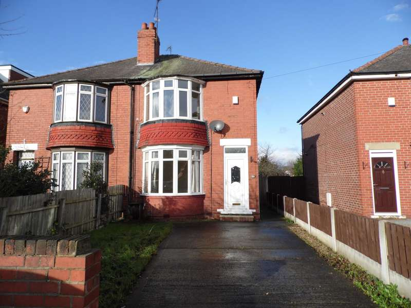 2 Bedrooms Semi Detached House for rent in Cusworth Lane, Doncaster, DN5