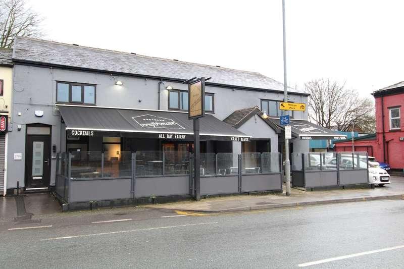 Commercial Property for rent in COMMERCIAL - Bury New Road, Whitefield