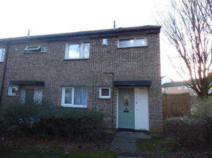 3 Bedrooms End Of Terrace House for sale in Greatmeadow, Northampton, Northamptonshire