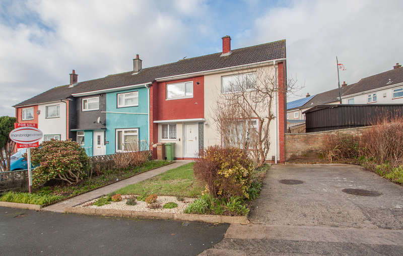 3 Bedrooms End Of Terrace House for sale in Southway, Plymouth