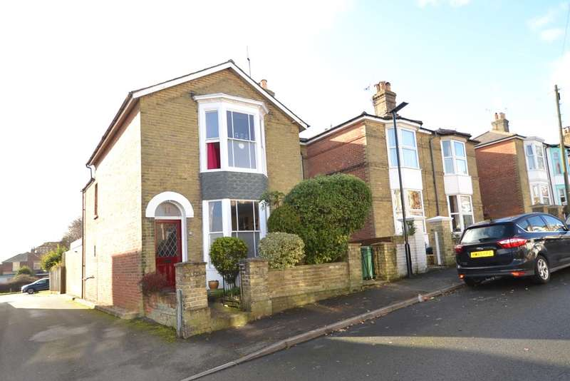 3 Bedrooms Detached House for sale in Winton Street, Ryde