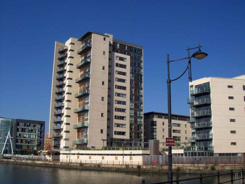 2 Bedrooms Flat for sale in Celestia, Cardiff Bay, CARDIFF