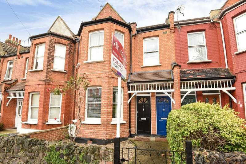 2 Bedrooms Flat for sale in Avondale Road, Palmers Green