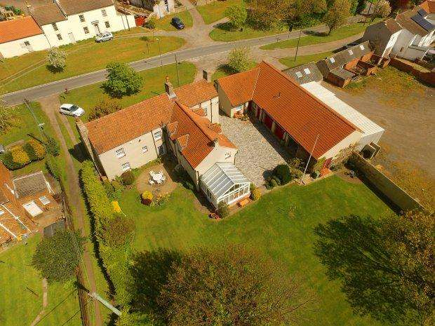 4 Bedrooms Detached House for sale in THE PRIORY, DALTON PIERCY, HARTLEPOOL
