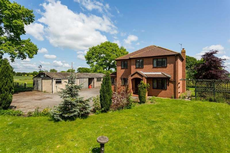 4 Bedrooms Detached House for sale in South Duffield
