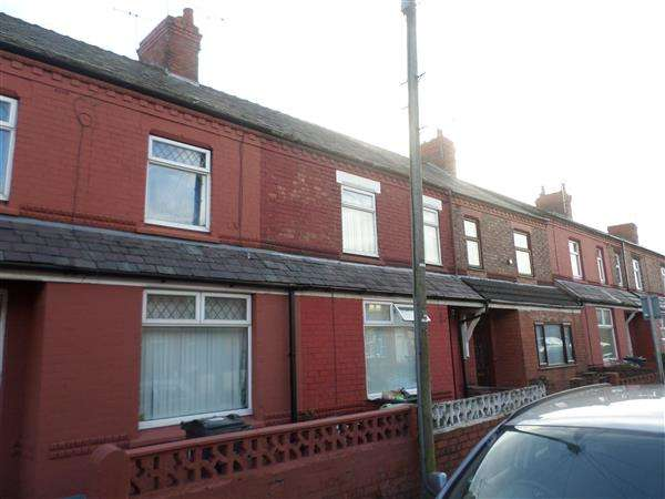 3 Bedrooms Terraced House for rent in Grafton Road, Ellesmere Port