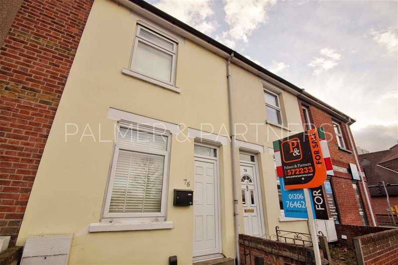 3 Bedrooms Terraced House for sale in London Road, Colchester