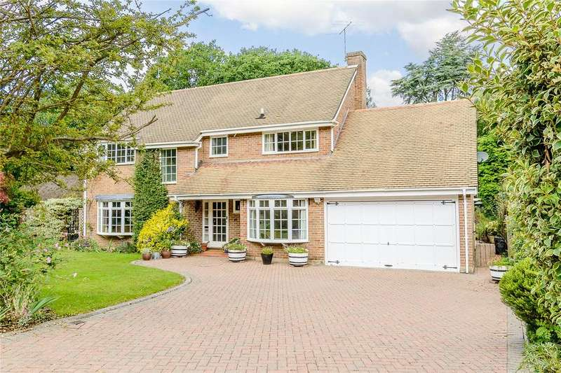 5 Bedrooms Detached House for sale in Birkett Way, Chalfont St Giles, Buckinghamshire, HP8