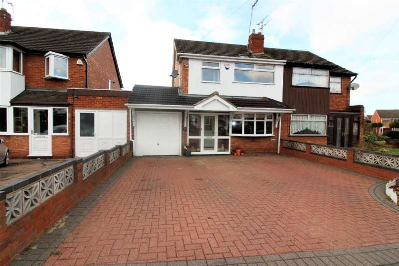 4 Bedrooms Semi Detached House for sale in Balmoral Drive, New Invention