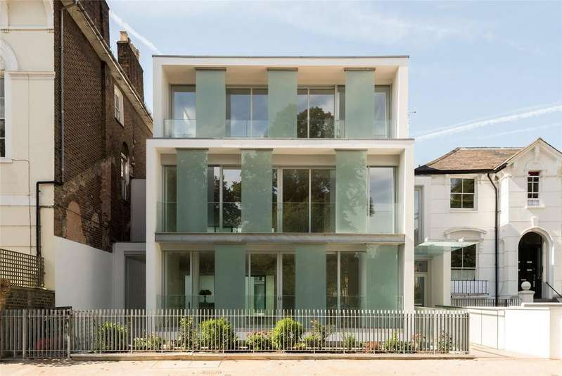 2 Bedrooms Penthouse Flat for sale in Barnsbury Square, Islington, N1
