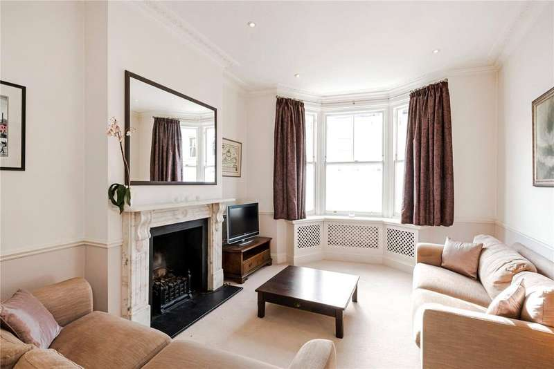 3 Bedrooms Terraced House for sale in Ackmar Road, Parsons Green, Fulham, London, SW6