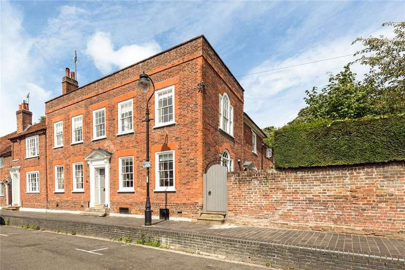 5 Bedrooms Unique Property for sale in Fishpool Street, St. Albans, Hertfordshire, AL3