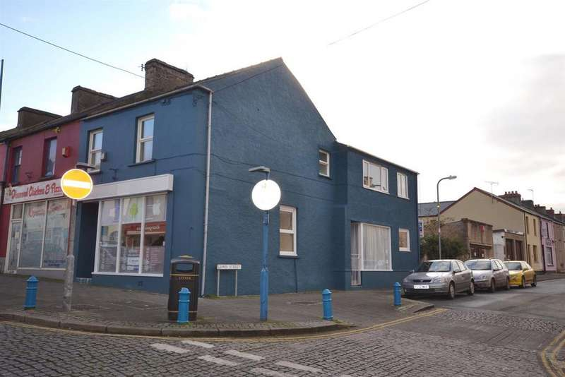 2 Bedrooms Apartment Flat for sale in Dimond Street, Pembroke Dock