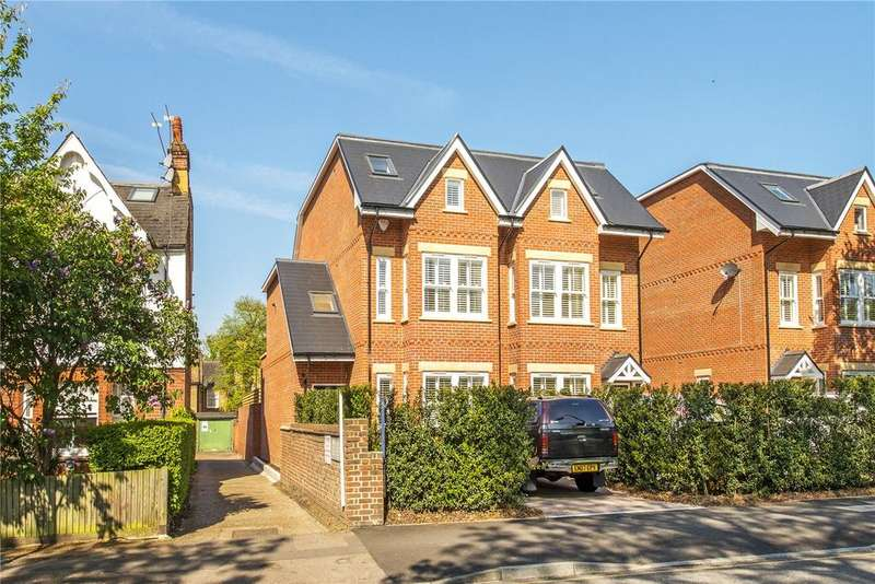 4 Bedrooms End Of Terrace House for sale in Durham Road, Wimbledon, London, SW20