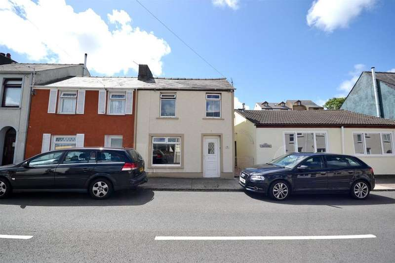 3 Bedrooms End Of Terrace House for sale in Prospect Place, Pembroke Dock