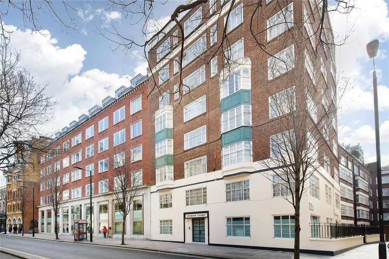 1 Bedroom Flat for sale in Vandon Court, 64 Petty France, London, SW1H