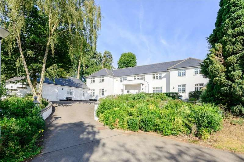 5 Bedrooms Detached House for sale in The Leas, Hemel Hempstead, Hertfordshire, HP3