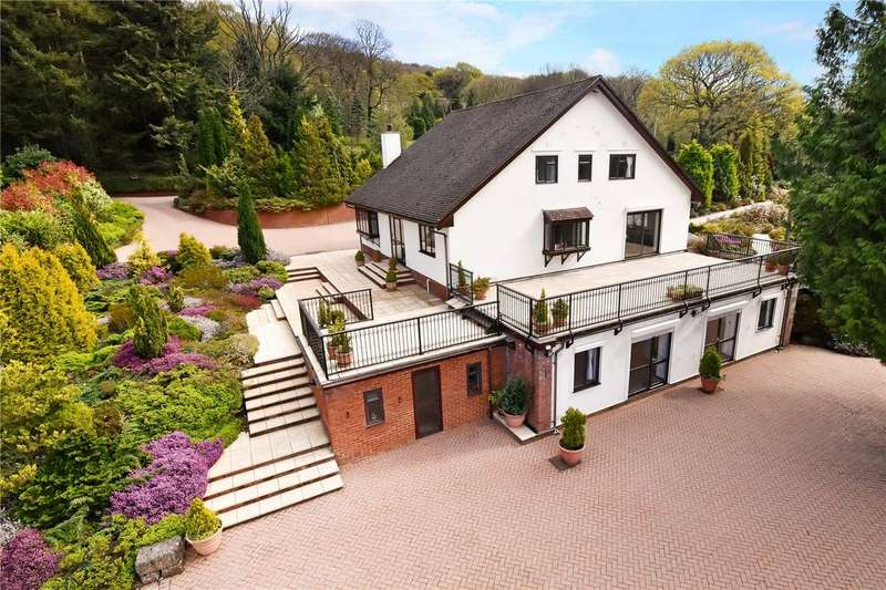 7 Bedrooms Detached House for sale in The Hudnalls, St. Briavels, Lydney, Gloucestershire, GL15