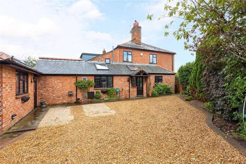 5 Bedrooms Semi Detached House for sale in Sunnyside, Sulhamstead, Reading, RG7