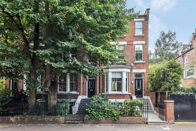 3 Bedrooms End Of Terrace House for sale in Willow Bridge Road, Islington, London, N1
