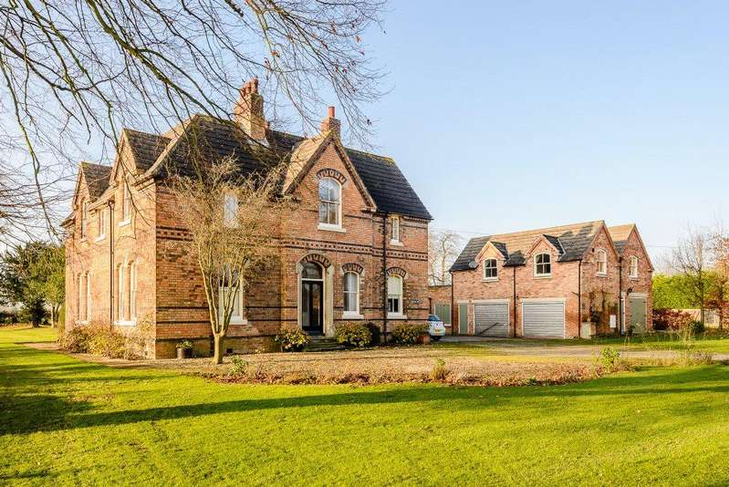 7 Bedrooms Detached House for sale in Glebe House, Retford Road, South Leverton, Retford, DN22