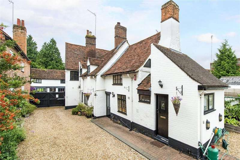 4 Bedrooms End Of Terrace House for sale in The Crown House, Wheathampstead, St. Albans, Hertfordshire, AL4