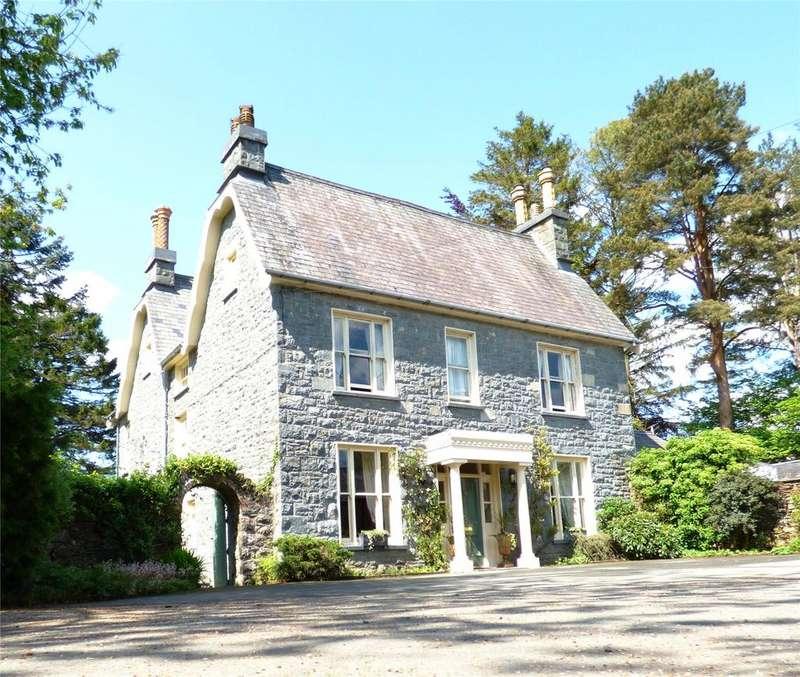 8 Bedrooms Detached House for sale in Ffestiniog, Blaenau Ffestiniog, Gwynedd, LL41