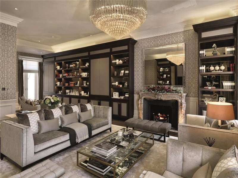 8 Bedrooms Terraced House for sale in Chester Square, Belgravia, London, SW1W