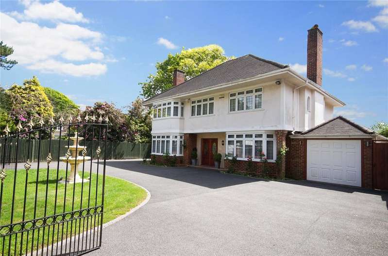 4 Bedrooms Detached House for sale in Glenferness Avenue, Talbot Woods, Bournemouth, Dorset, BH3