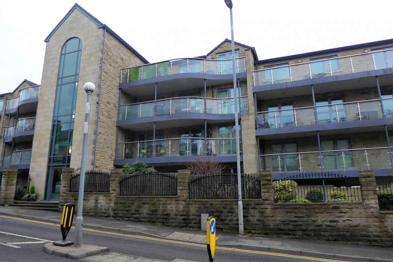 2 Bedrooms Apartment Flat for sale in Somersbury Court 262 Somerset Road, Almondbury, Huddersfield, HD5