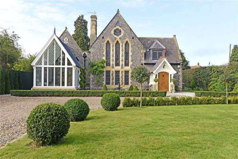 4 Bedrooms Detached House for rent in Chapel Lane, Letty Green, Hertford, Hertfordshire, SG14