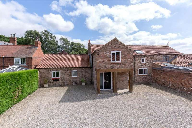 5 Bedrooms Semi Detached House for sale in Elvington Lane, Dunnington, York, YO19
