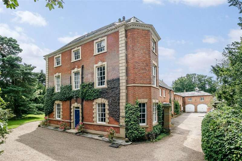 8 Bedrooms Detached House for sale in Old Melton Road, Normanton-on-the-Wolds, Nottingham, NG12
