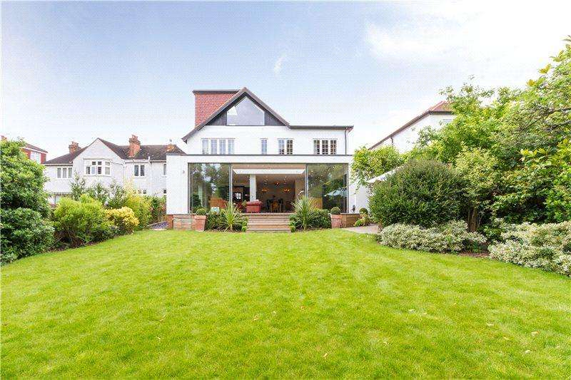 5 Bedrooms Detached House for sale in Devas Road, Wimbledon, London, SW20