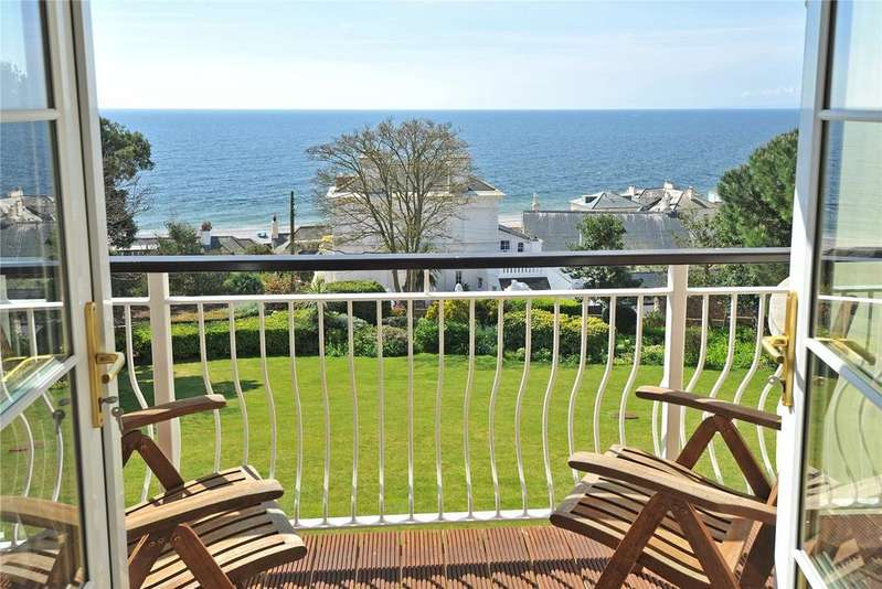 4 Bedrooms Flat for sale in Elvestone, Fore Street Hill, Budleigh Salterton, Devon, EX9
