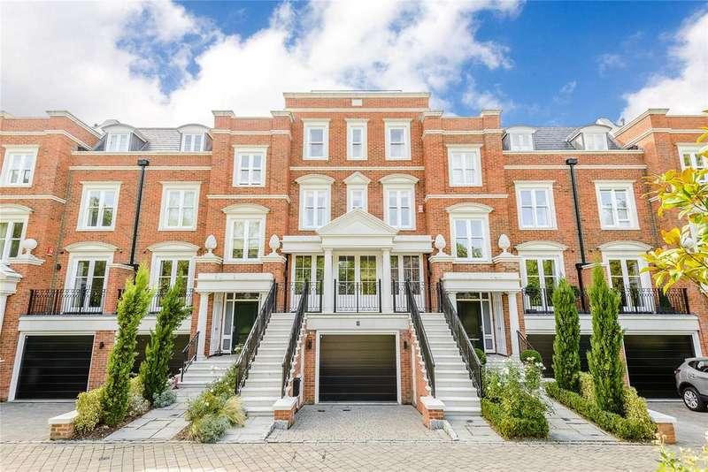 5 Bedrooms Terraced House for sale in Long Walk Villas, 76A Kings Road, Windsor, Berkshire, SL4