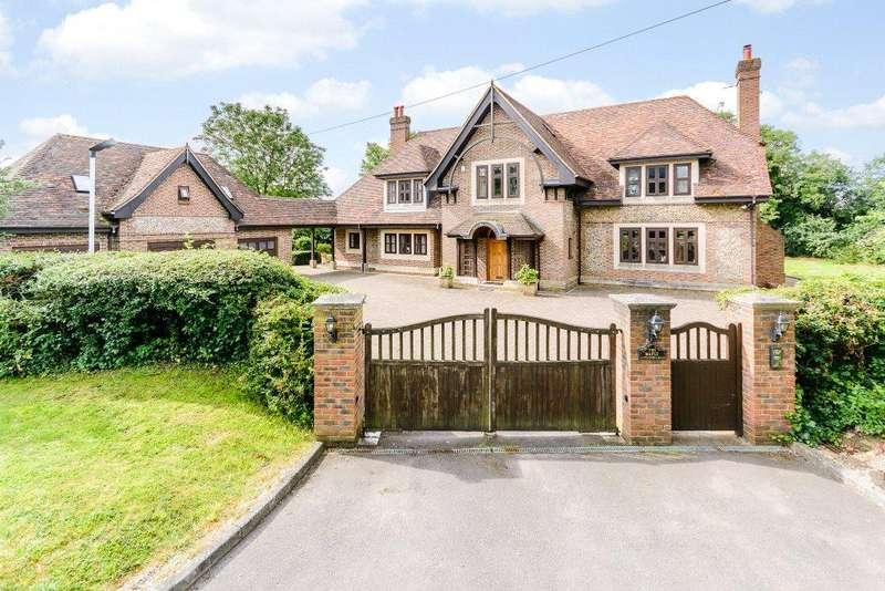 6 Bedrooms Detached House for rent in Roe End Lane, Markyate, St. Albans, Hertfordshire, AL3