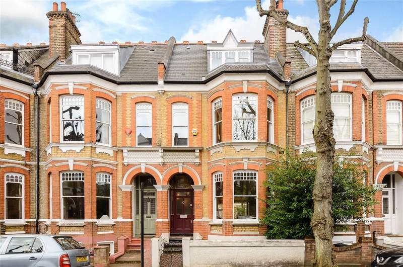 5 Bedrooms Terraced House for sale in Sotheby Road, Islington, London, N5