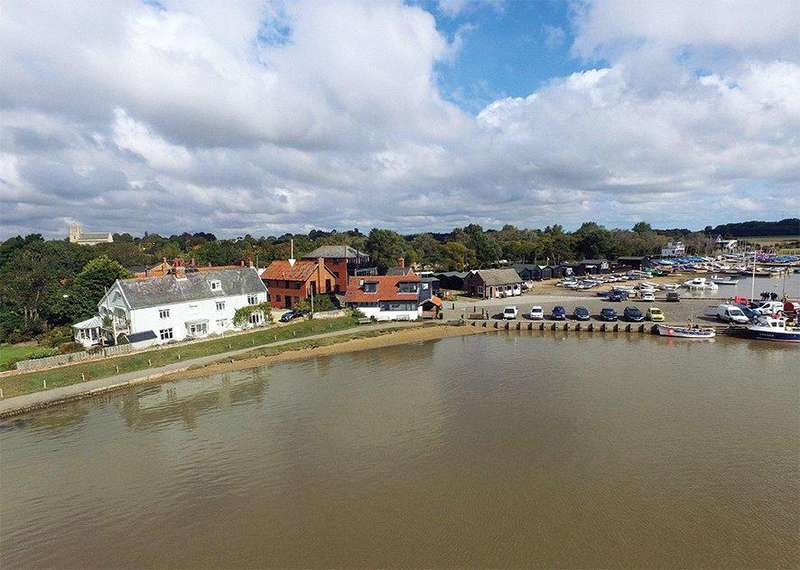 4 Bedrooms Unique Property for sale in Quay Street, Orford, Woodbridge, Suffolk, IP12