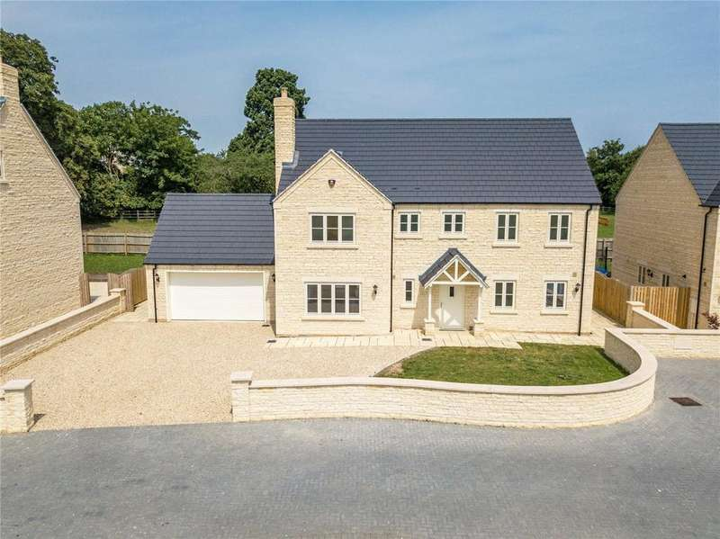 5 Bedrooms Detached House for sale in Hunters Court, Quarrington, Sleaford, Lincolnshire, NG34