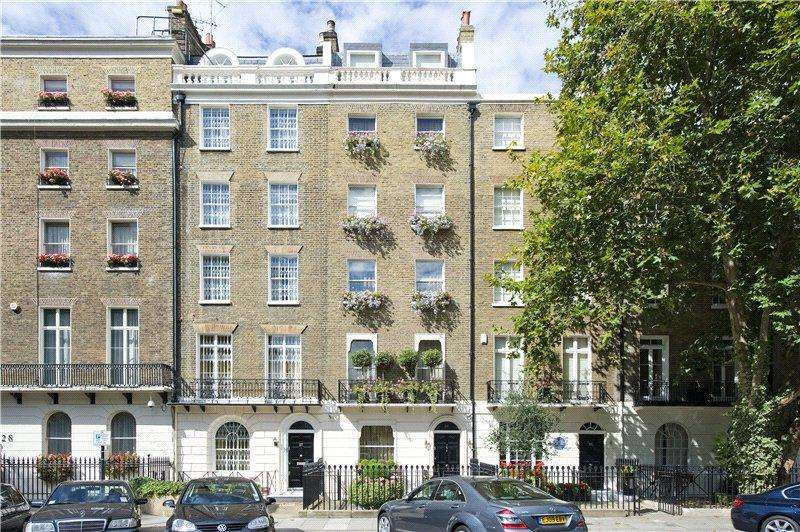 5 Bedrooms Terraced House for sale in Wilton Place, London, SW1X